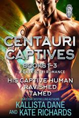 Centauri Captives Books 1-3