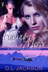 Finding Mercy (Prepper Romance)