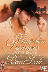 Unspoken Promises (Western Escape series)