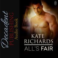 All's Fair Audio Book