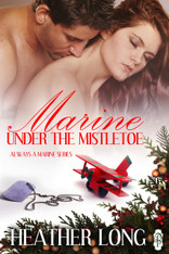 Marine Under The Mistletoe