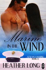 Marine In The Wind