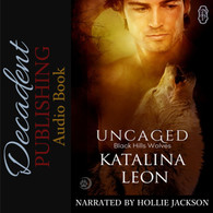 Uncaged Audio Book