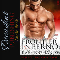 Frontier Inferno Audio Book