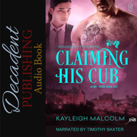 Claiming His Cub Audio Book