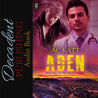 Aden in audiobook by AC Katt