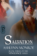 Salvation (Vengeance #3)