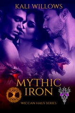Mythic Iron (Wiccan Haus #23)