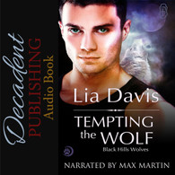 Tempting the Wolf Audio Book