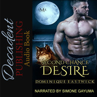 Second Chance Desire Audiobook