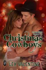 Christmas Cowboys Volume One