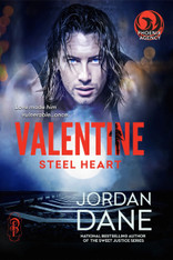 Valentine Steel Heart