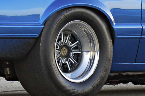 Automotive Drag Race Wheels