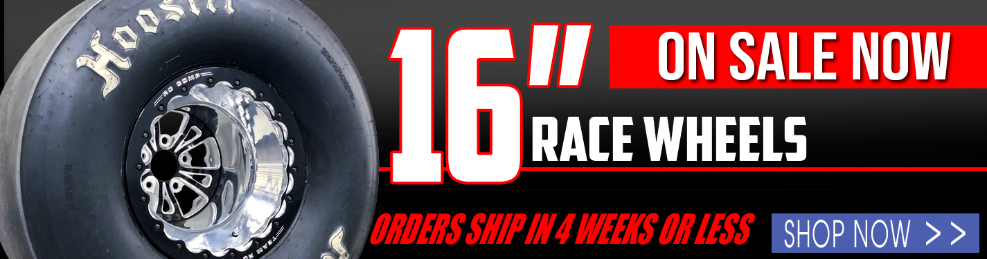 16 Inch Race Wheels On Sale Now, RC Components