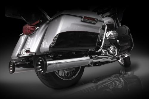 RCX Exhaust Slip-on Mufflers