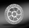 """RC Components Helix Chrome Floating Rotor available in 11.5"""", 11.8"""", 13""""."""