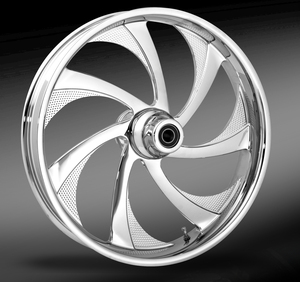 RC Components Paradox Chrome wheel.