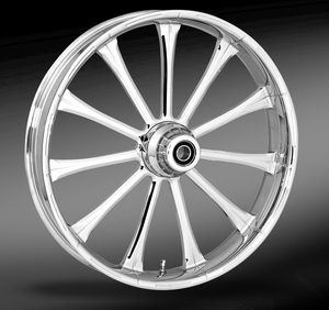 RC Components Exile Chrome wheel.