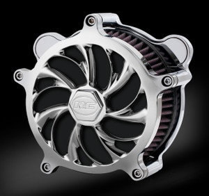 HELIX CHROME AIRSTRIKE AIR CLEANER