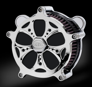 HOLESHOT CHROME AIRSTRIKE AIR CLEANER