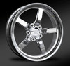 Fusion-S Polished Wheel