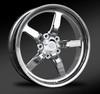 Fusion-S Polished Wheel