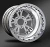 Torx Polished Beadlock Wheel • Torx Polished center • Polished outer  • Polished Beadlock
