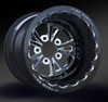 Torx Eclipse Beadlock Wheel • Torx Eclipse center • Black outer  • Eclipse Beadlock