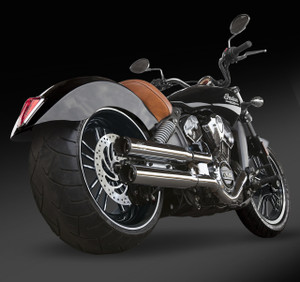 "RC Components Indian Scout ""Stocker"" 240 Wide Tire Kit"