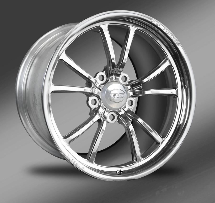 Torx- (polished) Street Fighter Wheel