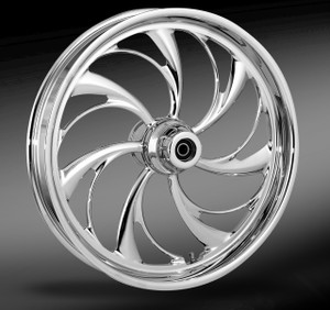 RC Components Helix Chrome wheel.