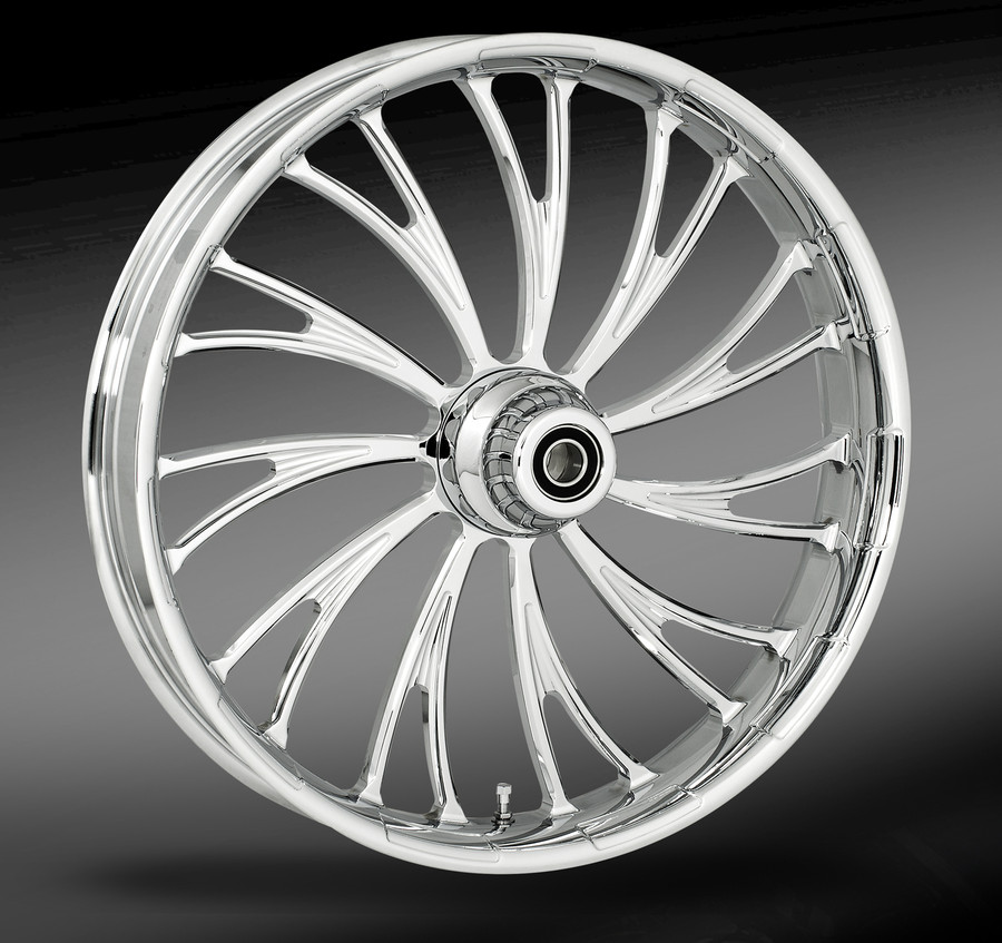 RC Components Axxis Chrome wheel.