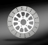 """RC Components Axxis Chrome Floating Rotor available in 11.5"""", 11.8"""", 13""""."""