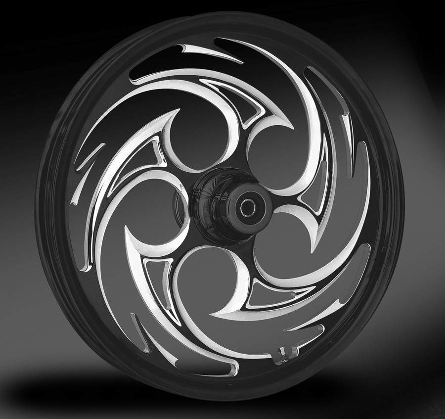 RC Components Savage Eclipse wheel.
