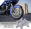 2014-2018 HD Touring Rotor Adapters