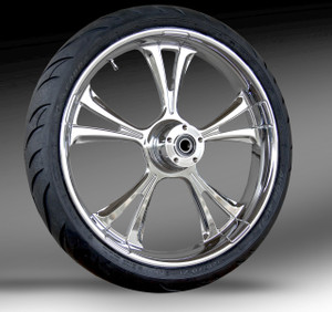 SIEGE One-Piece Forged Chrome Wheel