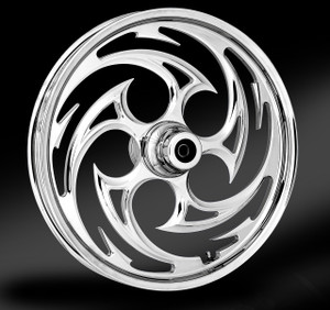 RC Components Savage Chrome wheel.