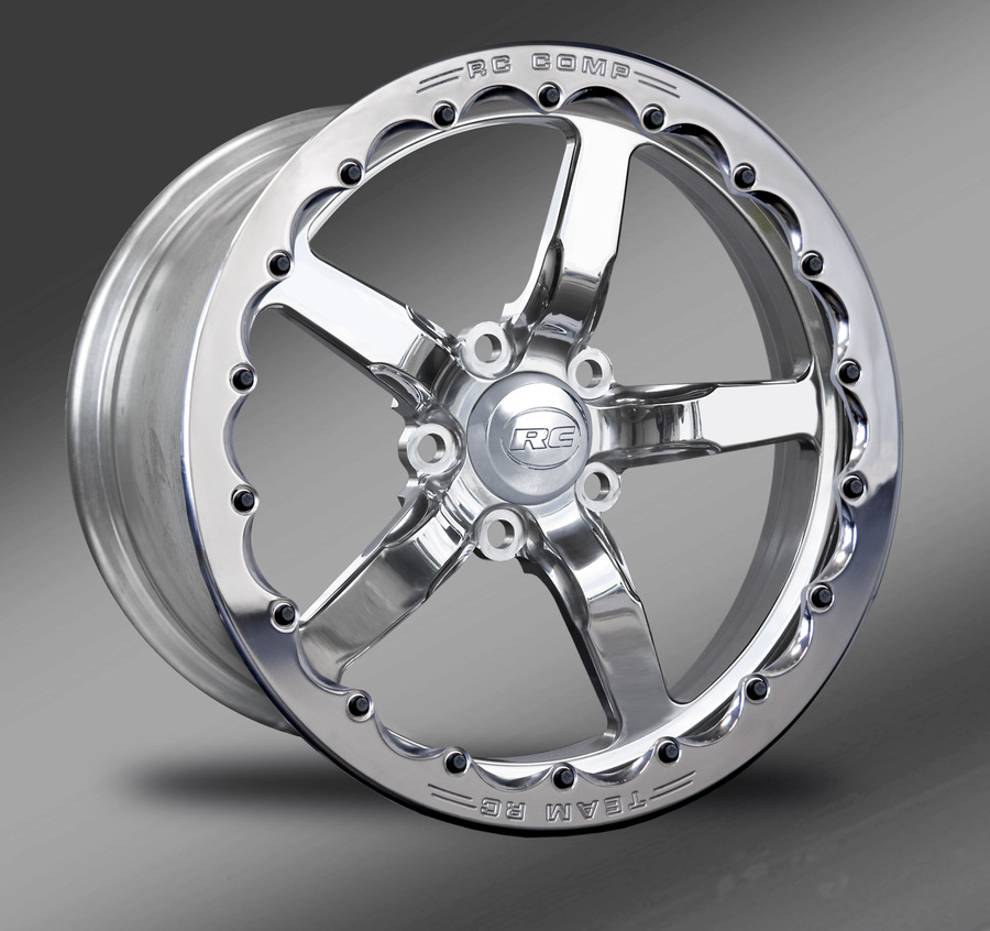 Fusion-S (polished) Beadlock Street Fighter Wheel