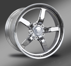 Fusion-S (polished) Street Fighter Wheel