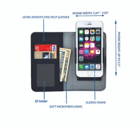 Universal Smartphone Wallet Case For Every Phone