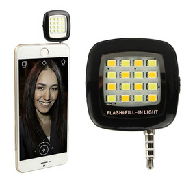 Mini Spotlight Smartphone LED Flash