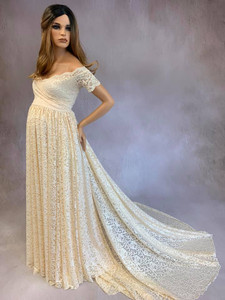 Darah Lace Gown