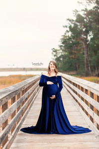 Color: Navy Picture by Samantha Ann Photography www.samanthaannphoto.com