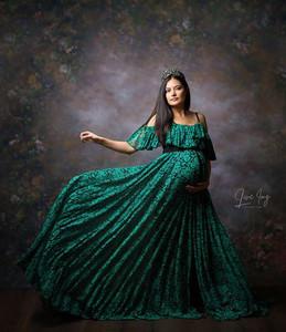 Georgiana Lace Dress