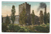Moncton, New Brunswick, Canada Postcard: Cotton Mills