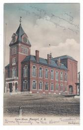 Newport, New Hampshire Postcard:  Opera House