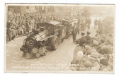 Boston, Massachusetts Real Photo Postcard:    1930 American Legion Parade