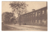 Bristol, Rhode Island Postcard:  National Rubber Co. Works