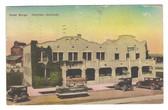 Holyoke, Colorado Postcard:  Hotel Burge