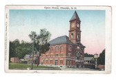 Hinsdale, New Hampshire Postcard:  Opera House